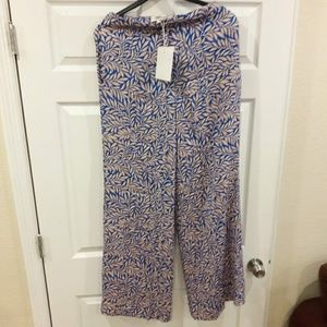 Diane von Furstenburg Patterned Pants